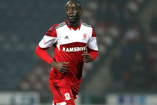 Albert Adomah hopes to sign for a big club.