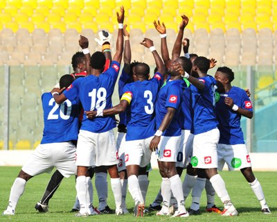 Aduana Stars beat Hasaacas on Wednesday