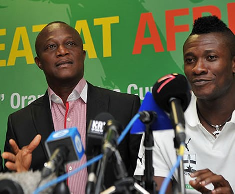 Kwesi Appiah to unveil his provisional squad at a press conference on Monday