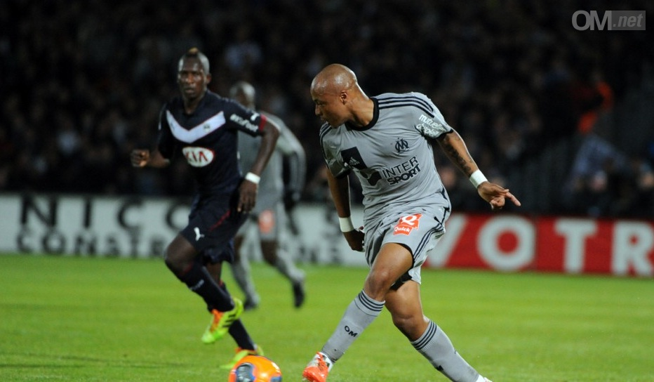 Andre Ayew is linked to Manchester United