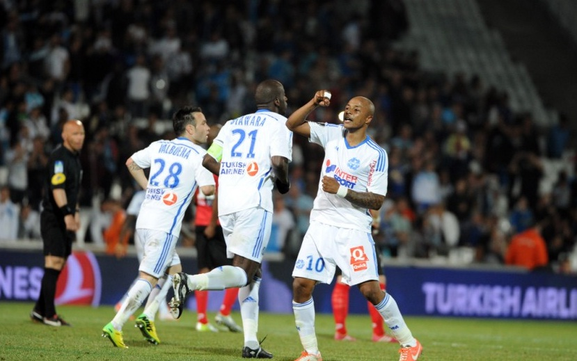 Andre Ayew thrilled with final day goal despite Europa League miss