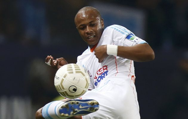 Andre Ayew to impress Manchester United boss van Gaal