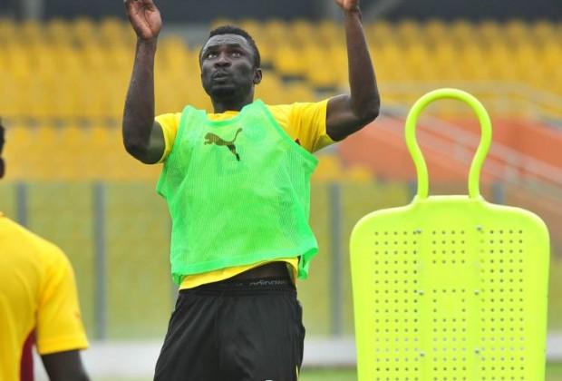 Ghana defender Awal Mohammed