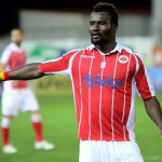 Greece-based Aziz Tetteh targets to feature in 2015 AFCON qualifiers