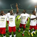 2014 World Cup: Black Stars players to take pictures with kids in farewell match
