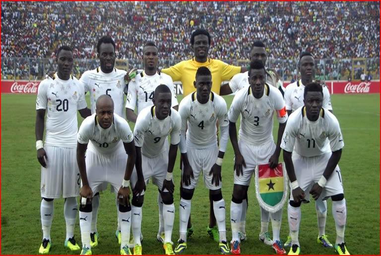 World Cup 2014 Opta Stats: Ghana