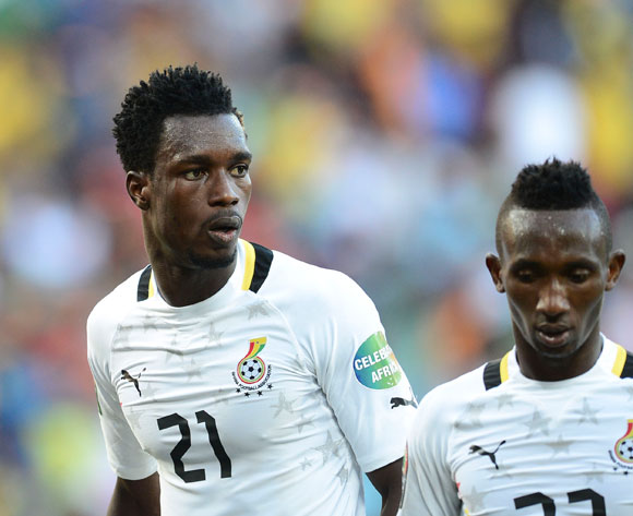 John Boye is set to play in his first World Cup finals.