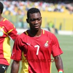 2014 World Cup: Ghana winger Atsu prioritising Netherlands friendly in bid to gain form