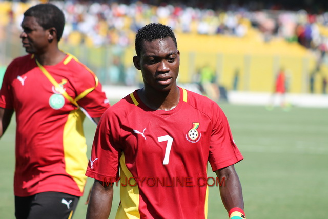 Christian Atsu focusing attention on Netherlands friendly