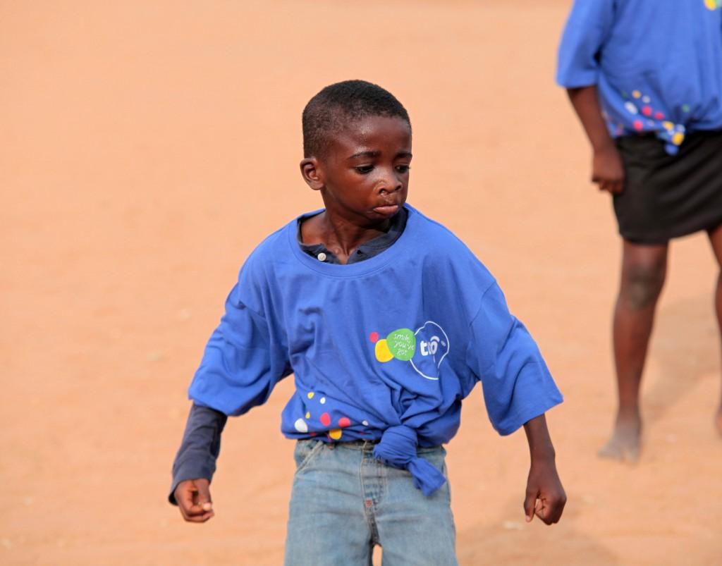 Dansoman Tigo Community Soccer