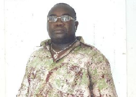Dunkwa FC owner Mark Kurt Nawaane