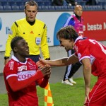 Ghana striker Assifuah strikes to help FC Sion to third straight win in Swiss League