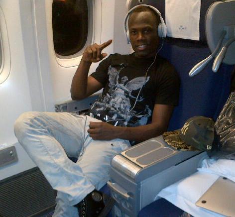 2014 World Cup: Emmanuel Agyemang-Badu arrives for Black Stars' early preparations