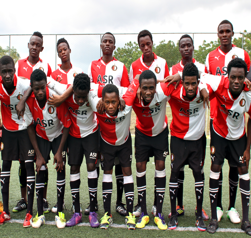 Gomoa Fetteh Feyenoord are back to the Ghana Premier League.