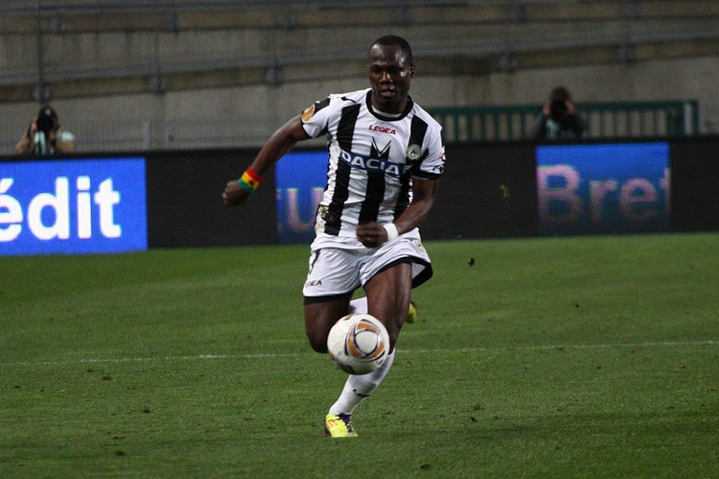 Ghana midfielder Agyemang-Badu has allayed injury fear