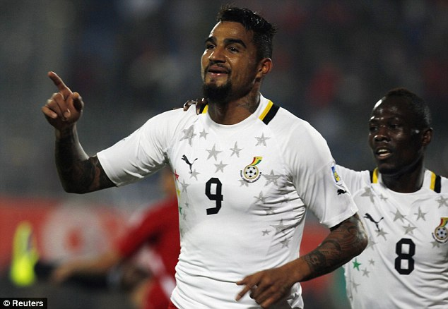 Ghana star Kevin-Prince Boateng linked with Italy return