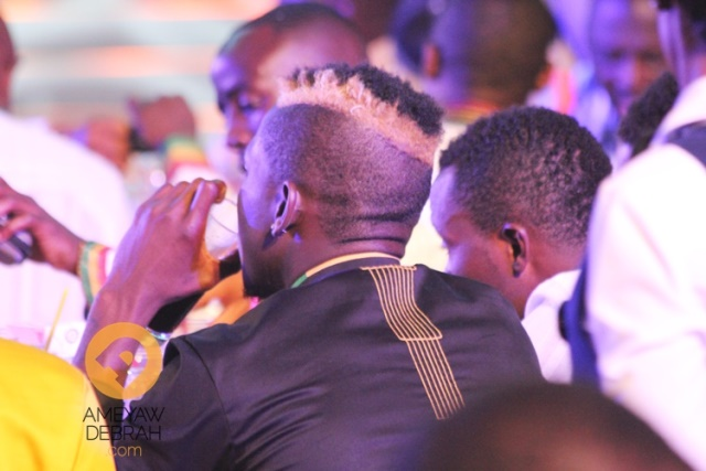 Black Stars players and hairstyles