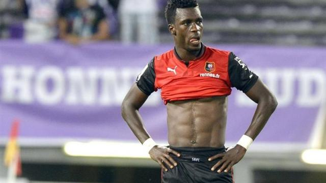 John Boye missed out on Coupe de France title