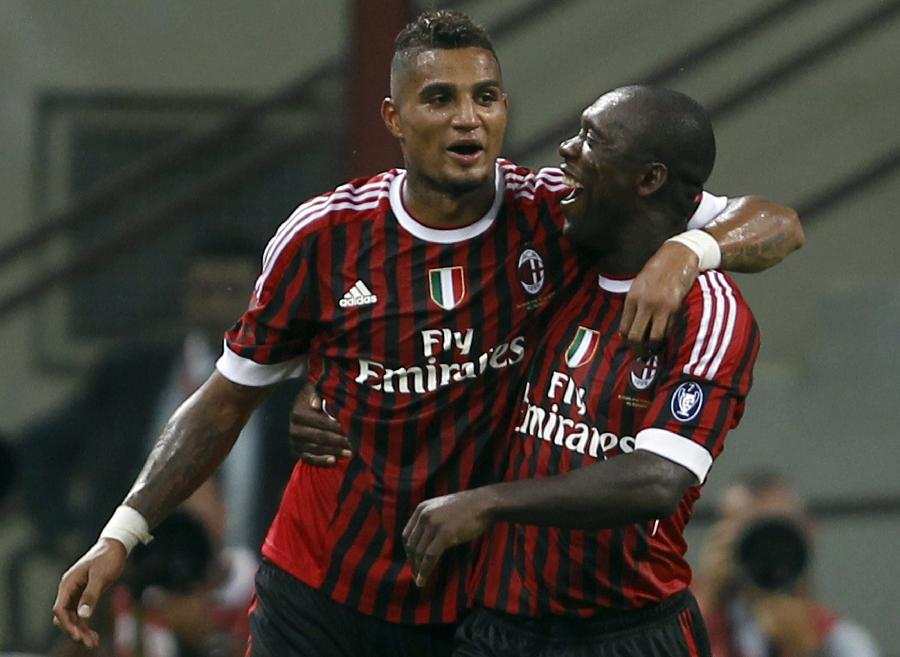 Kevin Boateng calls for patience for Milan manager Clarence Seedorf