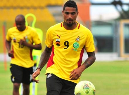 Kevin-Prince Boateng will make Ghana's final squad