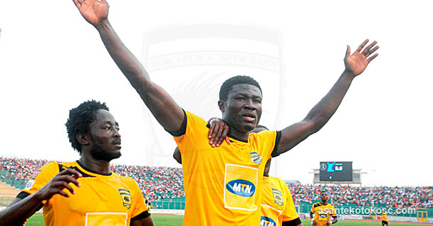Kotoko chief promises fans to expect double this term