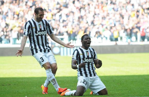 Ex-star Tony Baffoe praises Kwadwo Asamoah for record-breaking season with Juventus