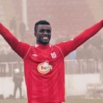 Ghanaian striker Kwame Karikari close to injury return for Balikesirspor
