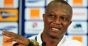 Ghana coach Kwesi Appiah starts 2014 World Cup preparations in Holland