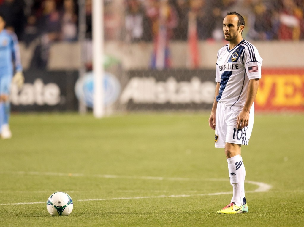 Landon Donovan has been dropped from US squad