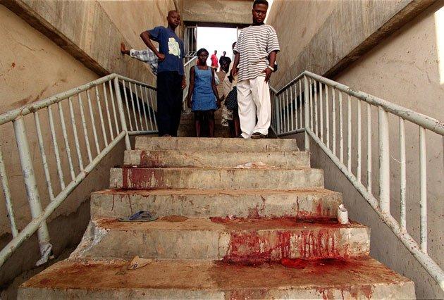 VIDEO: Ghana remembers 2001 Accra Stadium disaster victims - Ghana ...