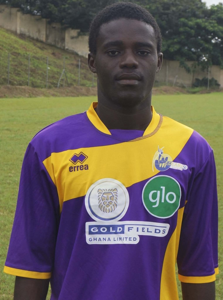 Medeama is struggling to talented Kwame Boahene