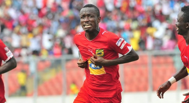 Michael Akuffo will be lifting the Premier League title for Kotoko