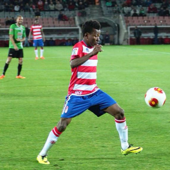 Midfield talisman Aboagye satisfied with Granada season