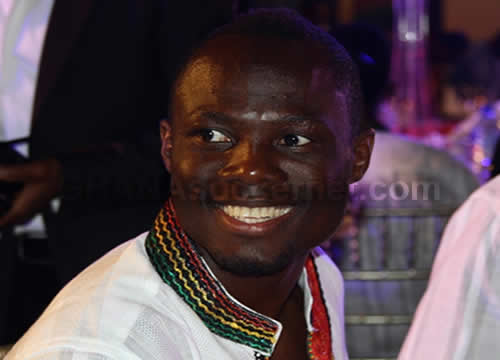 Midfielder Emmanuel Agyemang-Badu