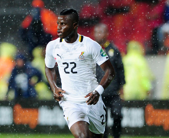 Mubarak Wakaso was one of the 2013 Nations Cup debutants