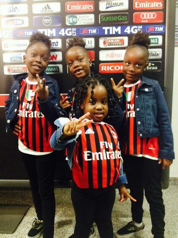 Menaye's nieces