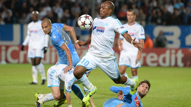 Napoli might lose out on Ghana winger Andre Ayew
