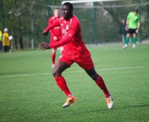 VIDEO: Ofosu Appiah's fine strike for Skonto in heavy win over Daugava Riga in Latvia