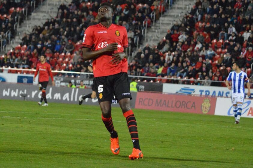 Partey has been influential for Real Mallorca this season