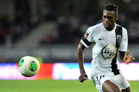 Polish side interested in signing Ghana defender Addy