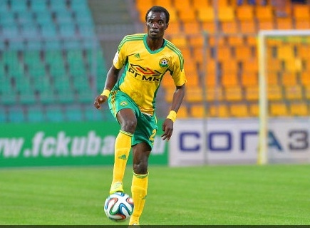 2014 World Cup: Ghana midfielder Rabiu Mohammed eyes more goals after grabbing his first for Kuban Krasnodar