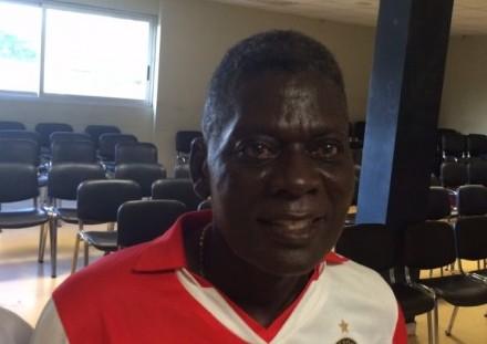 Experienced Ghanaian coach Sam Arday