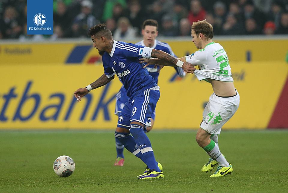 Schalke 04 manager Jens Keller failed to confirm the future of Kevin-Prince Boateng