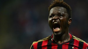 AC Milan's Ghanaian midfielder Sulley Muntari is hoping to win Scudetto and Coppa Italia next season after their disastrous showing this season.