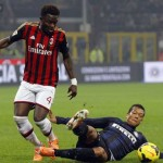 Sulley Muntari's wife Menaye Donkor confirms midfielder's AC Milan stay