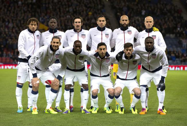 2014 World Cup: How will USA get on after naming 30-man ...