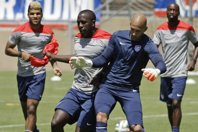 2014 World Cup: Analyzing brutal fixtures for USA