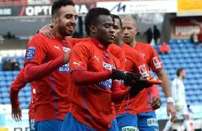 Video: Watch David Accam's outstanding goal that has got Manchester United scouting him