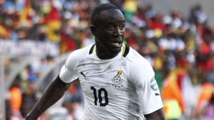 England-based winger Albert Adomah has admitted that he is lucky to be playing the Ghana as he could be part of the Black Stars squad for the World Cup in Brazil next month.