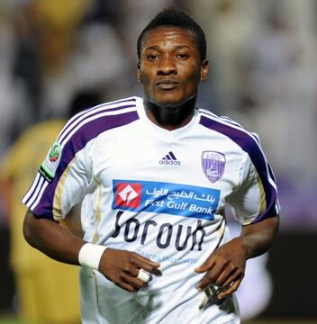 Ghanaian superstar Asamoah Gyan's tremendous striking form this season would have given a lot of hope to his national side ahead of their World Cup campaign in Brazil.